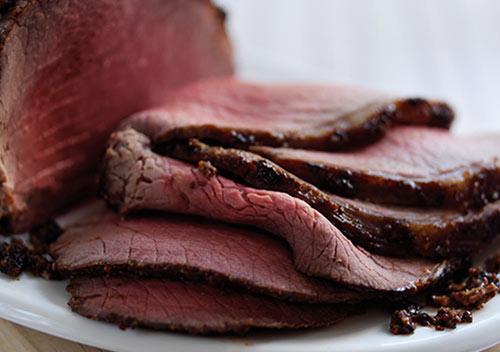 Bergstrøm Kjøtt og Delikatesse roast beef