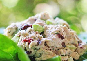 Bergstrøm Kjøtt og Delikatesse salat